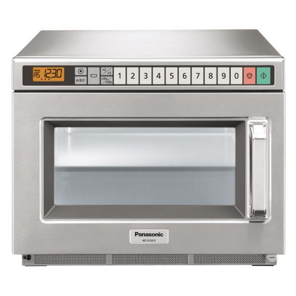 Panasonic Ipari mikrohullámú sütő, PRO, NE 2153-2, 2100W
