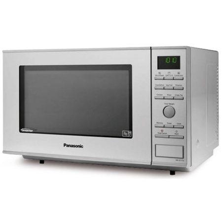 Panasonic Mikrohullámú sütő, NN CF 771 S, 1000W