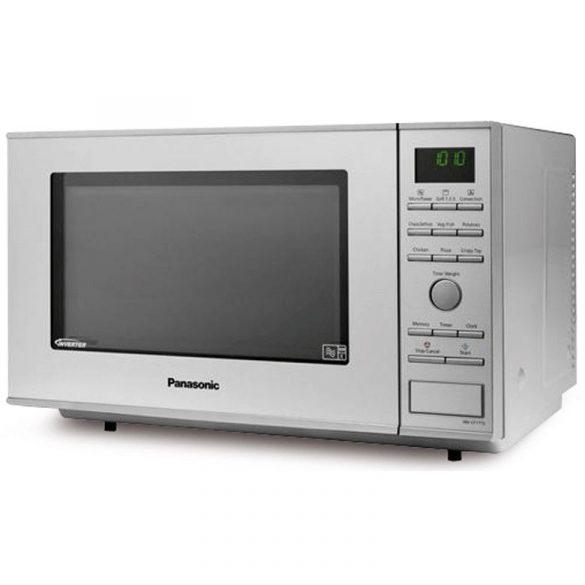 Panasonic Ipari mikrohullámú sütő, NN CF 771 S, 1000W