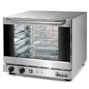 SIRMAN Légkeveréses sütő, ALISEO 2/3 PLUS, állítható páratartalom