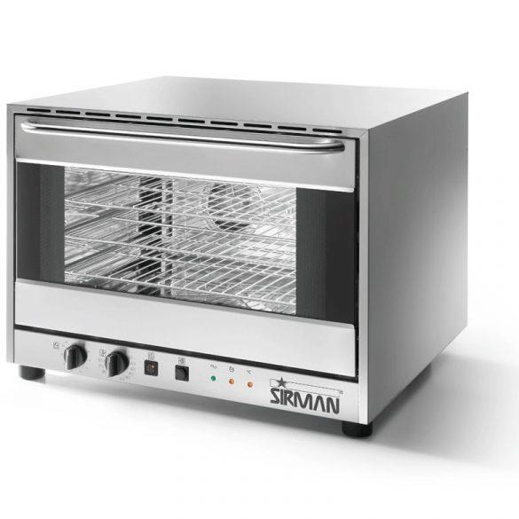 SIRMAN Légkeveréses sütő, ALISEO 4 Plus, 4×GN1/1, állítható páratartalom