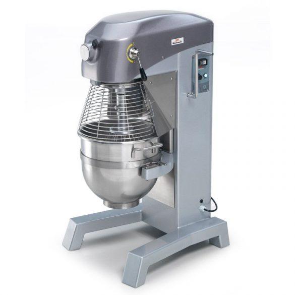 SIRMAN Ipari dagasztógép, keverőgép, habverő gép, Minneapolis Plutone 30. 30L
