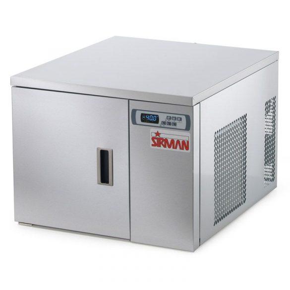 SIRMAN Ipari sokkoló hűtő, Dolomiti 3T 1/1 P