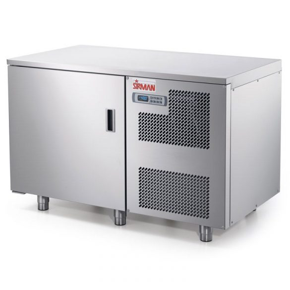SIRMAN Ipari sokkoló hűtő, Dolomiti 7 Gelateria 7× GN1/1