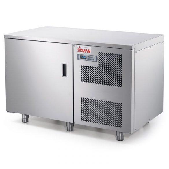 SIRMAN sokkoló hűtő, Dolomiti 7 Gelateria 7× GN1/1
