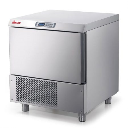 SIRMAN sokkoló hűtő, Dolomiti 5 Gelateria 5× GN1/1