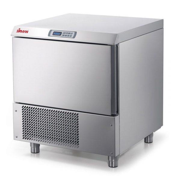 SIRMAN Ipari sokkoló hűtő, Dolomiti 5 Gelateria 5× GN1/1