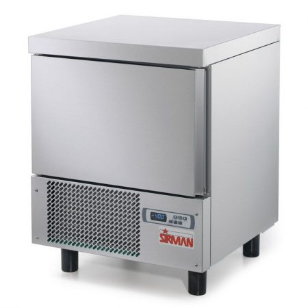 SIRMAN sokkoló hűtő, Dolomiti 5T 1/1 P