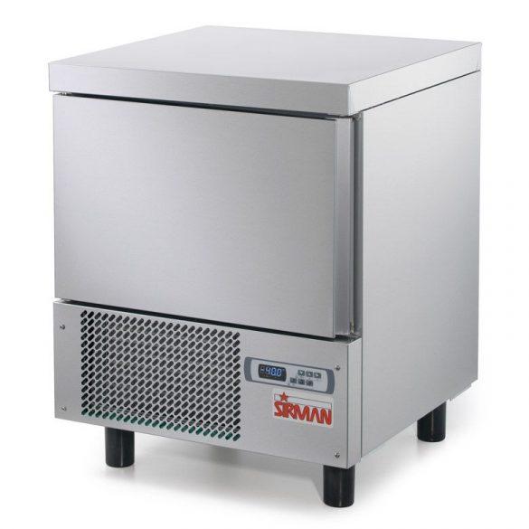 SIRMAN Ipari sokkoló hűtő, Dolomiti 5T 1/1 P