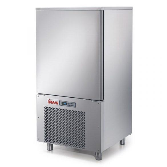 SIRMAN sokkoló hűtő, Dolomiti 10 Gelateria 10× GN1/1