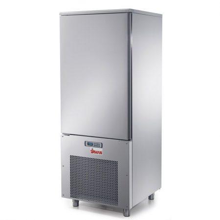 SIRMAN sokkoló hűtő, Dolomiti 14 Gelateria 14× GN1/1