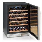 SIRMAN Borhűtő, Salento, 5-22°C, kapacítás: 51 palack
