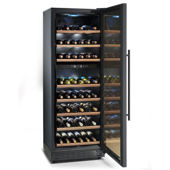 SIRMAN Borhűtő, Colli Orientali, 5-12 /12-22 °C, kapacítás: 96 palack