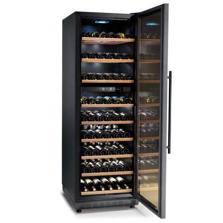 SIRMAN Borhűtő, Monferrato, 5-12 /12-22 °C, kapacítás: 182 palack