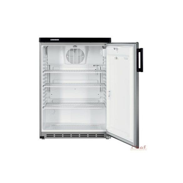 Liebherr Ipari hűtőszekrény, FKvesf 1805 pult alá helyezhető, 180l