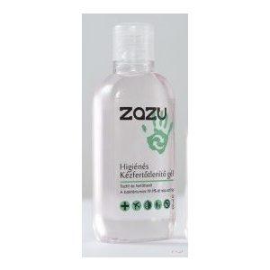 Bőrbarát, enyhén illatosított kézfertőtlenítő gél, pumpás, 100 ml-es kiszerelésben.