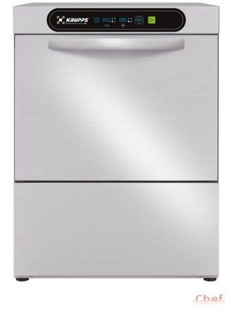KRUPPS ipari mosogatógép C432, Pohár és tányérmosogató gép 230V, 2,86 kW