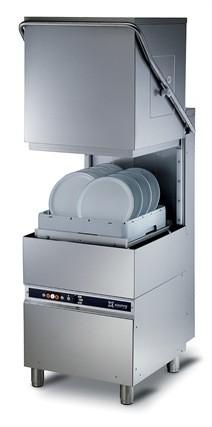 KRUPPS  ipari mosogatógép K1100E Átmenő rendszerű mosogató gép 400V, 7,12kW