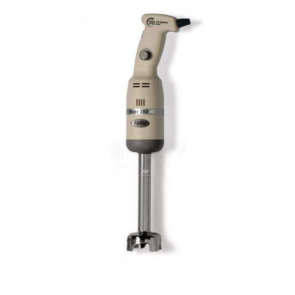 Fama ipari kézi botmixer 250VV, 250mm 250W, Állítható sebesség