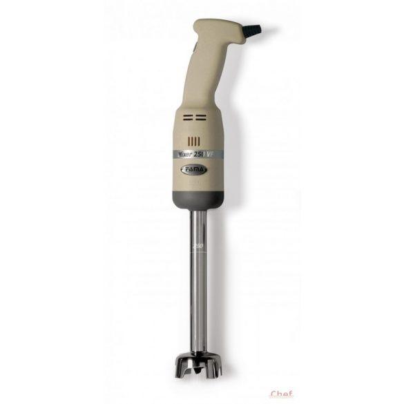 Fama ipari kézi botmixer 400VV, 300mm szárral, 400W, Állítható sebesség