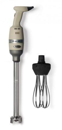 Fama ipari kézi botmixer 400VV, 400mm 400W, Állítható sebesség, habverővel