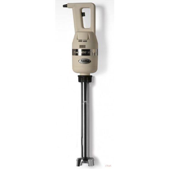 Fama ipari kézi botmixer 450VV, 400mm szárral, 450W, Állítható sebesség