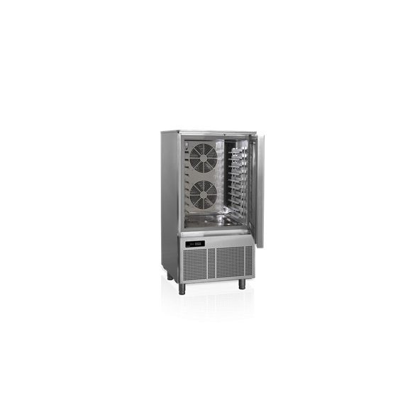 TEFCOLD Ipari sokkoló hűtő, 10 GN, 28/40kg