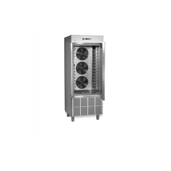 TEFCOLD Ipari sokkoló hűtő, 14 GN, 38/55kg
