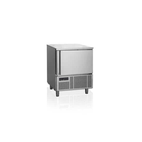 TEFCOLD Ipari sokkoló hűtő, 5 GN, 8/12kg