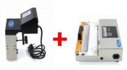 Ipari sous vide gép, készülék szett