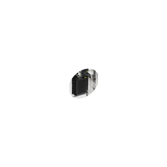 TEFCOLD Ipari hűtött munkaasztal, Asztali hűtőszekrény, Mérete: 1360x700x(H)880, 2 ajtó GN1/1