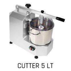 FAC ipari Kutter, 5 liter, 1 sebesség kivitel